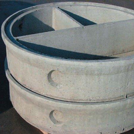 Vasca condensagrassi circolari modulari diametri diversi