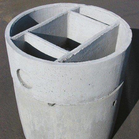 Vasca Imhoff a 2 elementi ø cm 100×146h
