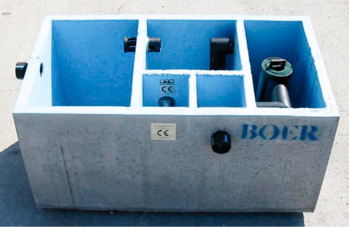 Oil separator BM1