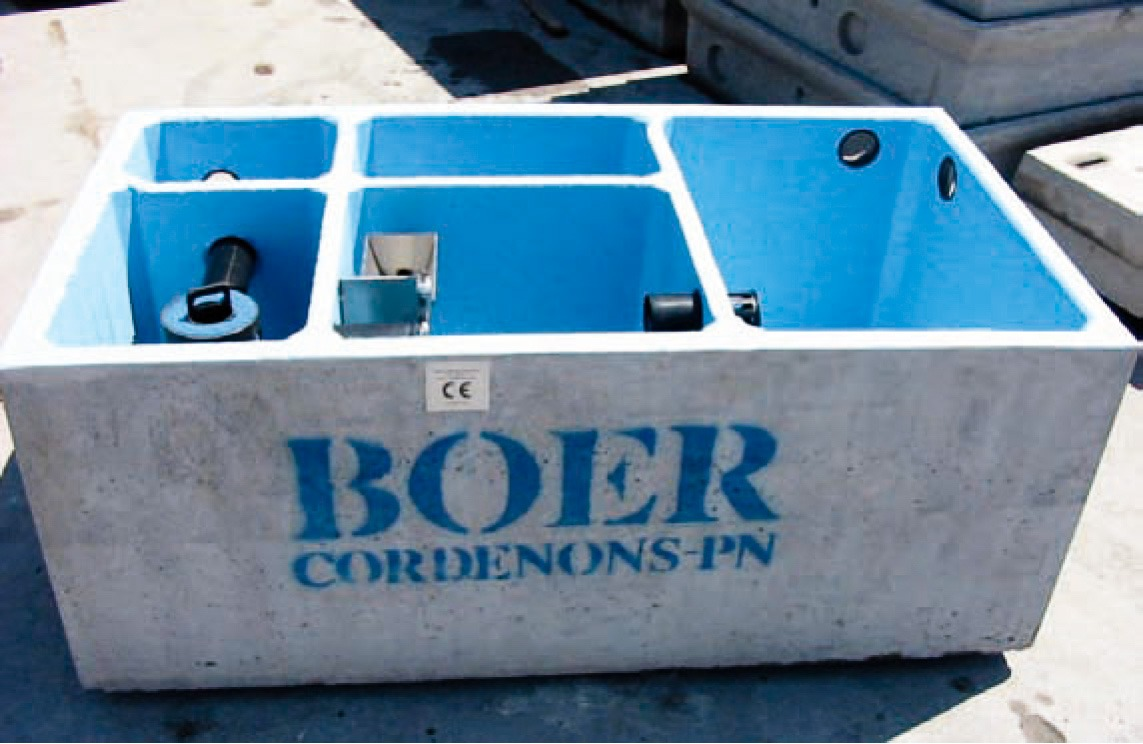 Oil separator BM3