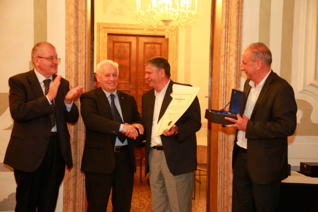 Award ceremony of Boer Group for 87 years of activity